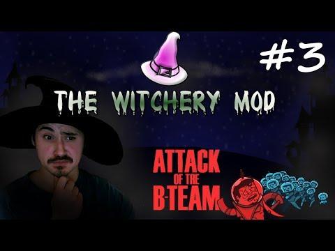 Minecraft The Witchery Mod #3 Distilling
