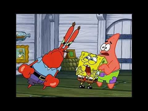 Spongebob Squarepants - Did You Draw On It With Crayon?