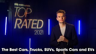 Edmunds Top Rated Awards 2021 | The Best SUVs, Cars and Trucks for 2021