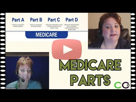 Medicare Billing Guidelines | Medicare Parts A, B, C and D