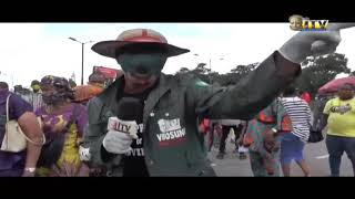 VBOSUNU: LAGOS STREET, BENIN CITY LOCK DOWN