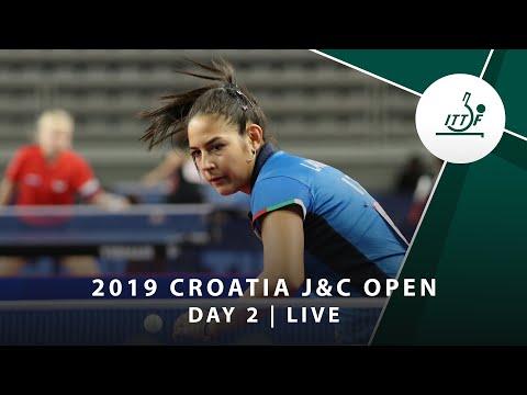 Xxx Mp4 2019 ITTF Junior Circuit Golden Croatia Junior Amp Cadet Open Day 2 Session 1 3gp Sex