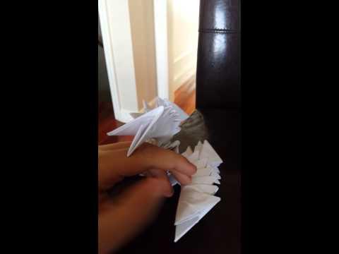 My paper scorpion
