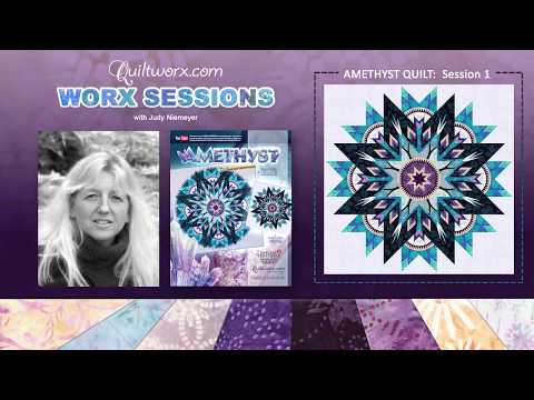 Xxx Mp4 Amethyst Worx Session Moon Star Block Part 1 Cutting And Stacking 3gp Sex