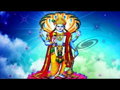 Sri Vishnu Ashtothram - 108 Names of Lord Vishnu – Sacred Chants for  Fortune and Good Luck