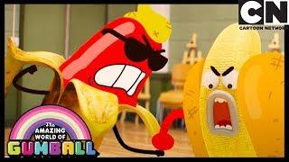 Gumball | Elmore High Gets Lit | Cartoon Network