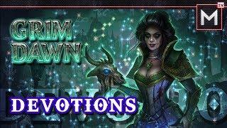 Grim Dawn AoM - Mage Hunter Aether Ray Build 3500 OA!!!