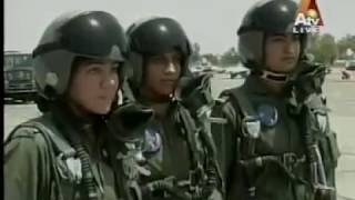 PAKISTAN AIR FORCE WOMEN PILOT - Pakfiles com