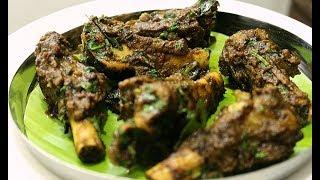 Spicy Mutton Nalli Fry - Indian Kitchen Foods