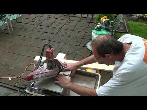 How to Install a Tile Backsplash (Part 1)