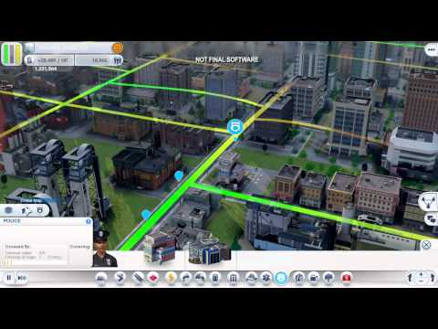 SimCity | Ocean's Overview Producer Diary