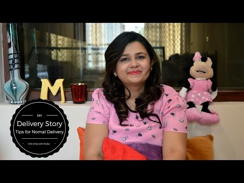 My Normal Delivery Story + Tips for Normal Delivery | Chit Chat with Mukta | theitgirlbymj