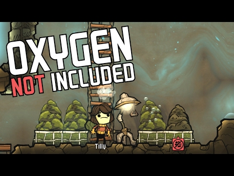 Oxygen Not Included - Algae Terrariums! - Episode 3 - ONI Alpha Gameplay