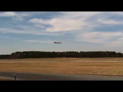 Maryland Air National Guard A-10C Thunderbolt II at SBY AIRPORT