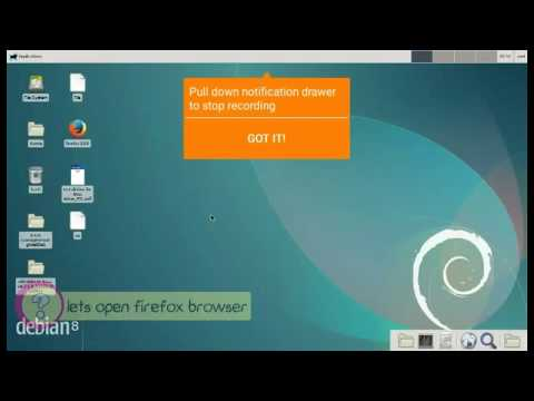 How to fix blank webpages in firefox browser  Kali Nethunter iceweasel SAMSTECH 