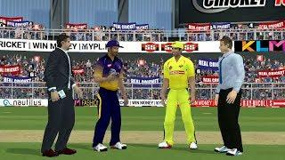 10th April IPL 11 Chennai Super Kings V Kolkata Knight Riders real cricket 2018 aNdroid IOS Gameplay