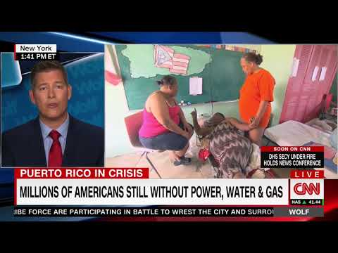 Sean Duffy on Puerto Rico Hurricane Relief Efforts