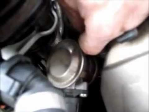 How To Test A BMW Smog Pump Air Injection Check Valve