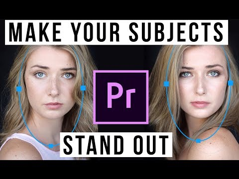 1 Simple Trick To Make Your Subjects Stand Out - Premiere Pro Masking Tutorial