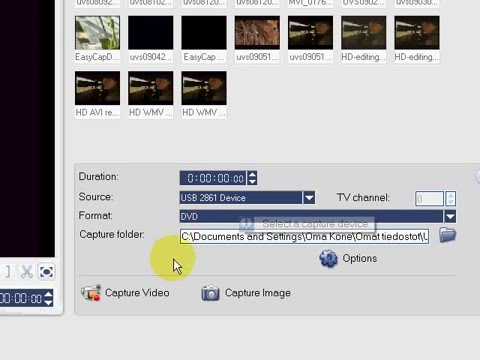 SOLVED: No Audio in Ulead Video Studio with EasyCap or EzCAP