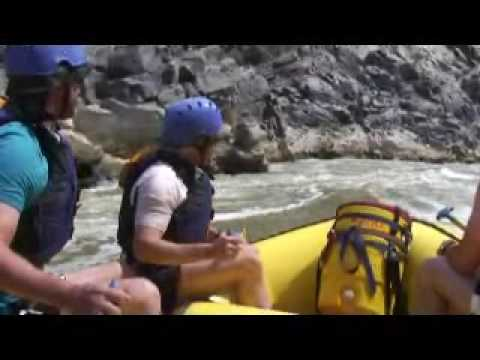 Rafting the Colorado River in Westwater Canyon version 2.0