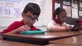 Una escuela primaria ofrece Ciencias en Computación a sus estudiantes