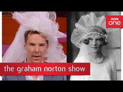 Benedict Cumberbatch as a 1920s bride? - The Graham Norton Show - BBC One