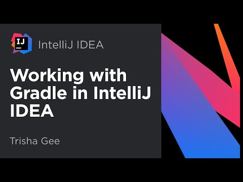 Working with Gradle in IntelliJ IDEA