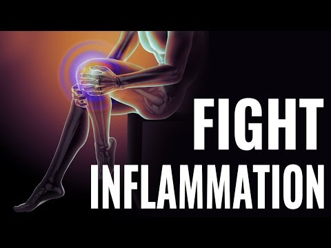 Joint Supplements for Bad Knees Fight Inflammation!
