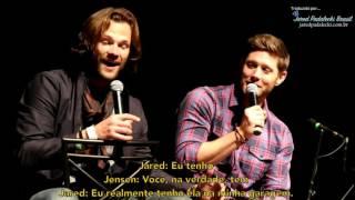 Jared e Jensen - Melhores Amigos (VegasCon 2017)