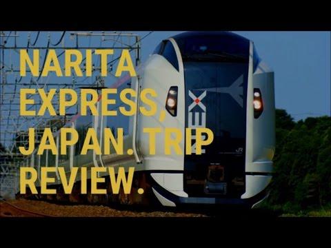 Tokyo Travel - Narita Airport to Tokyo city Train Guide