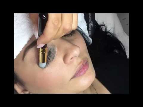 Cleaning of Eyelash Extensions
