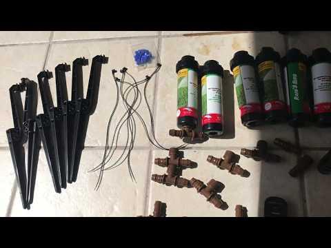 Rain Bird in Ground Sprinkler/ Irrigation System Installation- Rs Do it Your Self