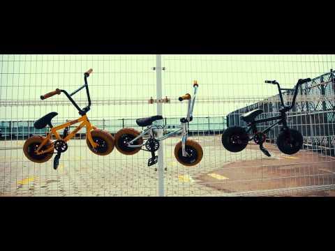 MINI BMX SHREDDING IN JAPAN!!!