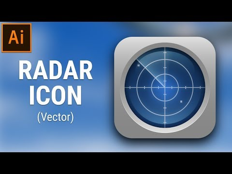 How to Create a Vector Icon in Adobe Illustrator Tutorial