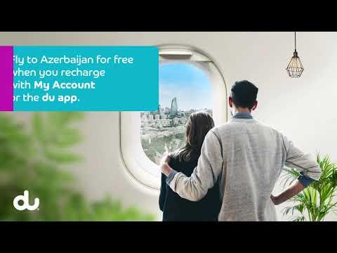 Take off to Azerbaijan