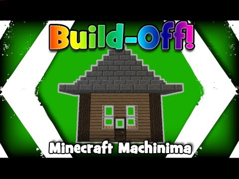 Build Off (Minecraft Machinima)
