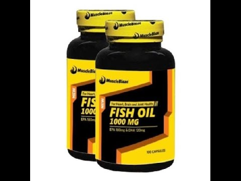 Fish Oil / Muscleblaze Fish Oil { 1000mg} / Unboxing / Cheapest Fish Oil / RS 699