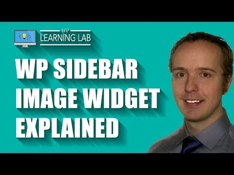 Add WordPress Sidebar Images Without Any Code Using The Image Widget