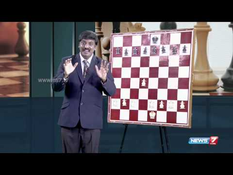 Howzatt Coach : Learn how to play Chess | 25.07.15 | News7 Tamil