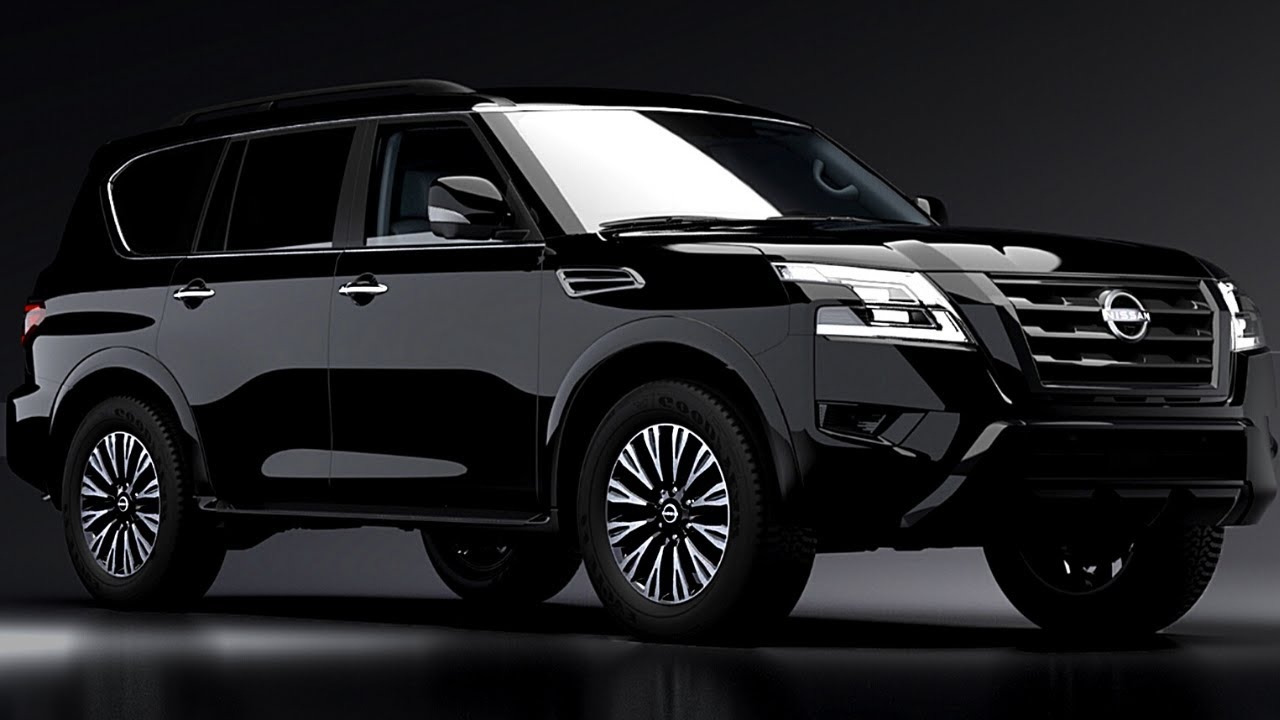 Download New Nissan Armada 2021 - Perfect Family SUV! (7/8 Seater) MP3 Gratis