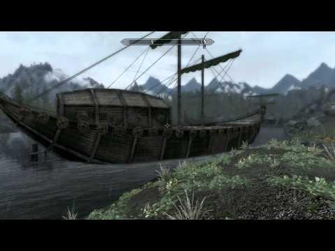 Ship pulls into Solitude
