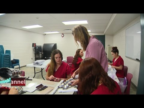 Celebrate Tennessee: Non Profit Helps Women Inmates Weave Dreams