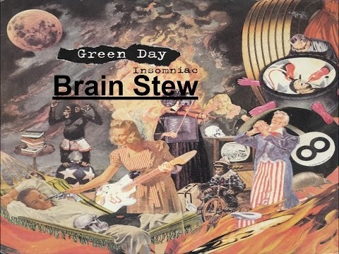 How To Play Brain Stew By Green Day!!!