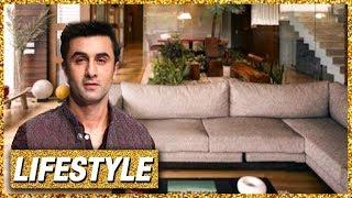 Ranbir Kapoor LUXURIOUS Lifestyle, Cars, Networth | Richest Bollywood Celebrities