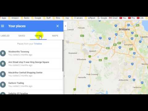 How to add home address in Google maps
