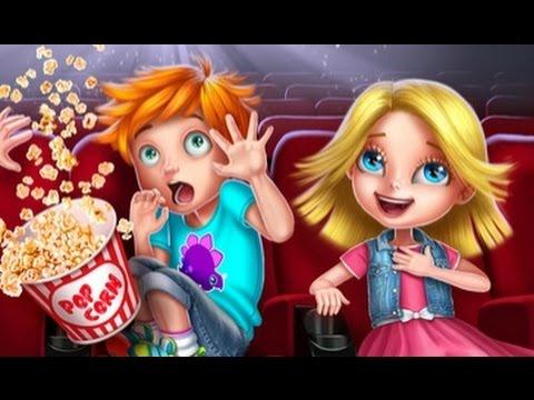 Kids Movie Night - Popcorn & Soda - TabTale - Gameplay For Kids