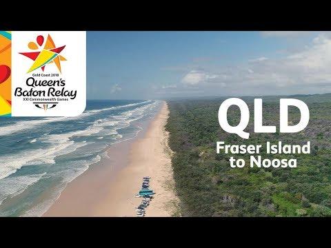 QBR in Queensland - Fraser Island to Noosa