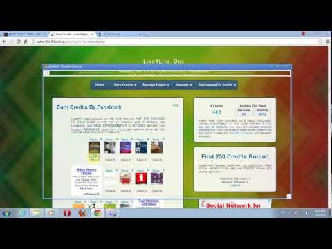 How To Get 1000+ Likes On Facebook Status Trick To Get Auto Like Hindi/Urdu tutorial Part 2