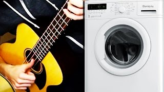 WASHING MACHINE BASS SOLO